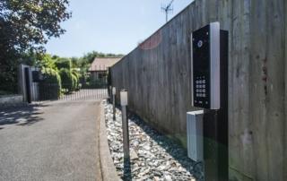 Automated Gate Access Intercom