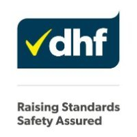 DHF Safety Standards Logo