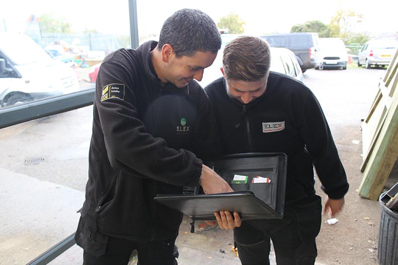 Elex Gates Technicians Bristol