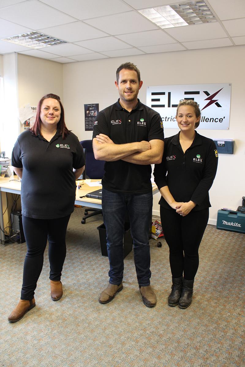 Elex Gates team