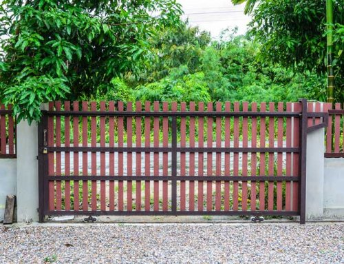 Electric Wooden Gates : Preserving Wooden Gates