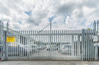 commercial electric security gates bristol