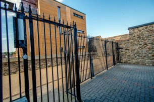 residential and commercial fencing and pedestrian gates and access