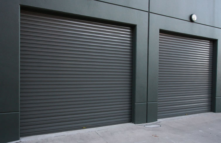 roller shutter garage doors suitable for commercial or domestic